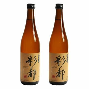 SAITO JUNMAI 720ML (1+1)